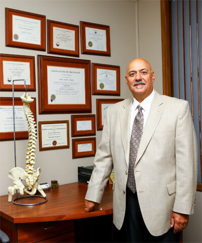 Dr. Larry Bartell Dearborn Chiropractor